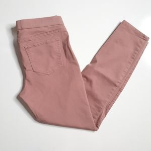 No boundaries pink jeggings size L 11/13